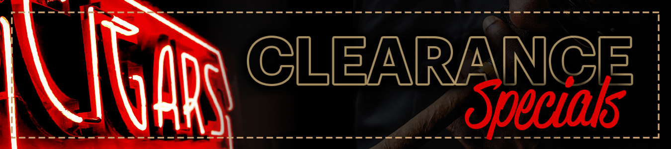 Clearance Cigars